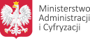 logo Ministerstwo administracji i cyfryzacji